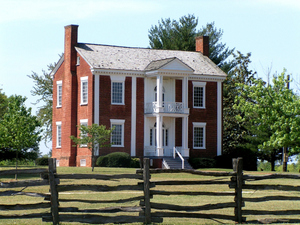 Chief Vann House Preserves Cherokee Leader's Wealth and History